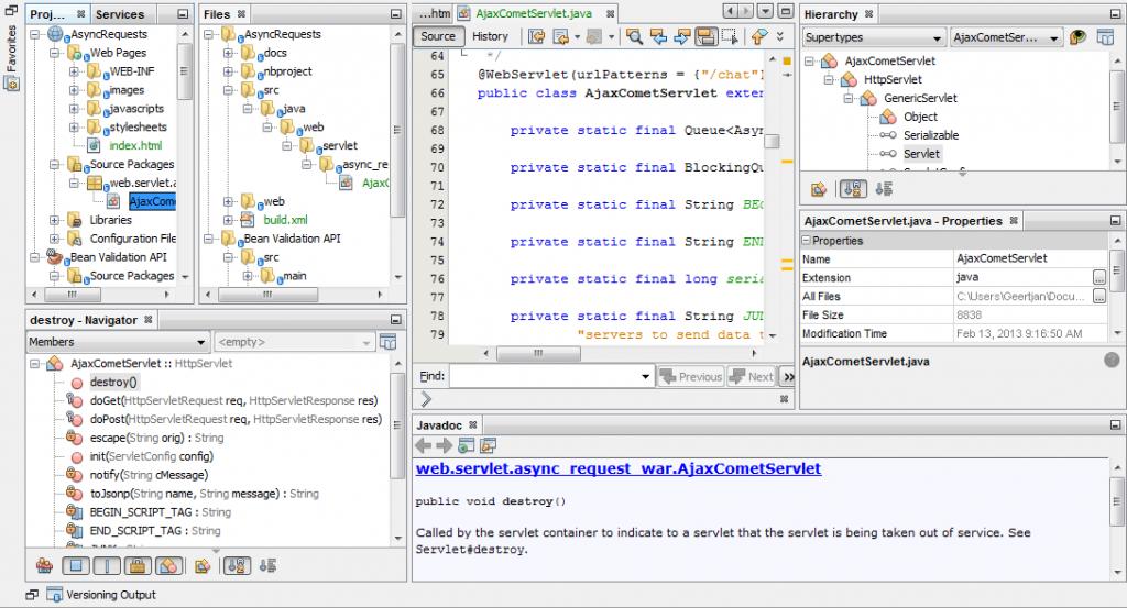 IDE for Java