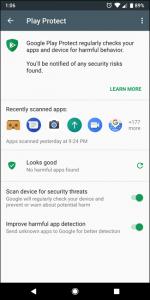 Google Play Protect Info-III