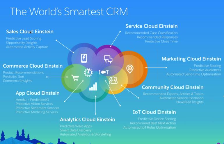 Salesforce Enstein Features