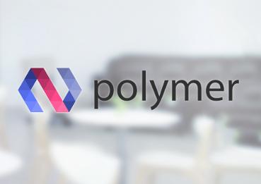 polymer.js logo