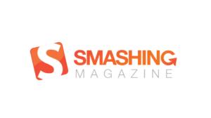 Logo of smashing magazine