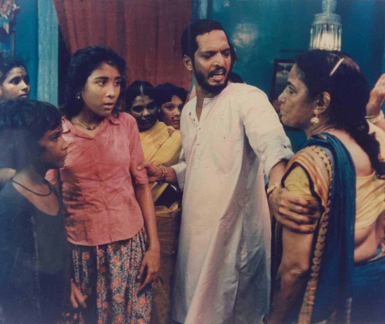 A still from Salaam Bombay