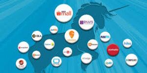 unicorn startups india