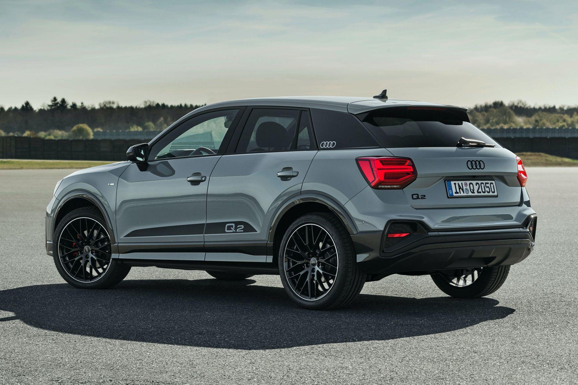 2021-Audi-Q2-facelift-rear