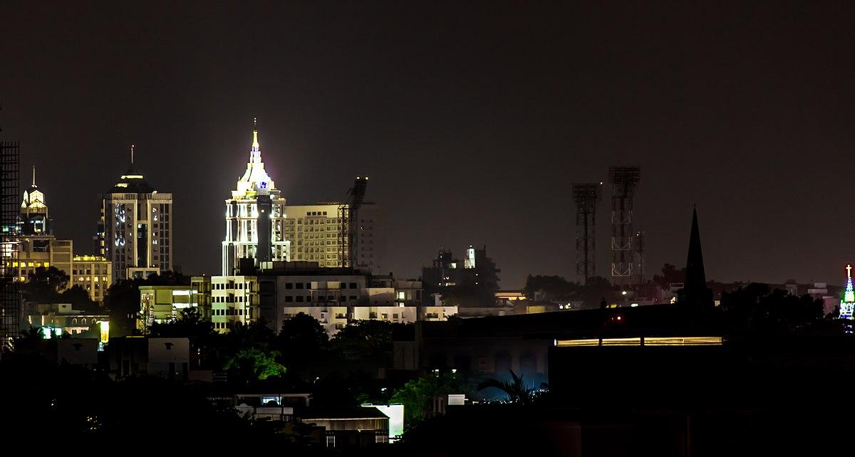 Banglaore Skyline