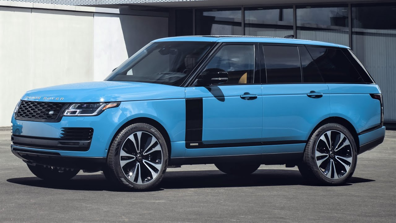 Range Rover Price Revealed
