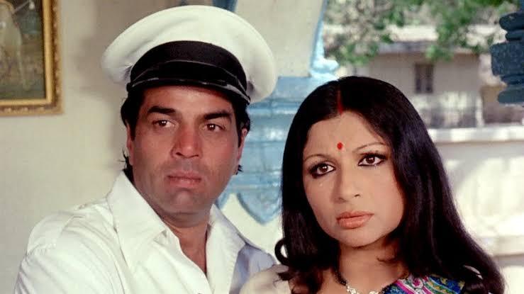 Dharmendra-Sharmila-Tagore-Chupke-Chupke-Still