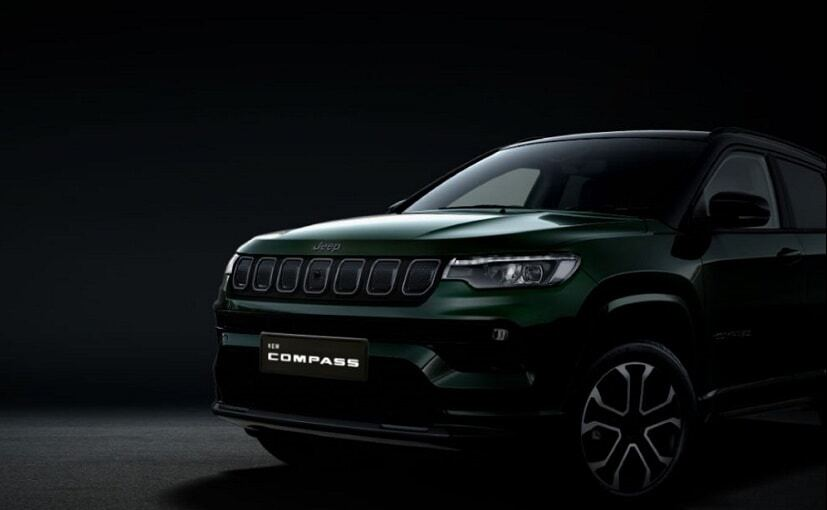 Jeep Compass Facelift Launch on 7th January
