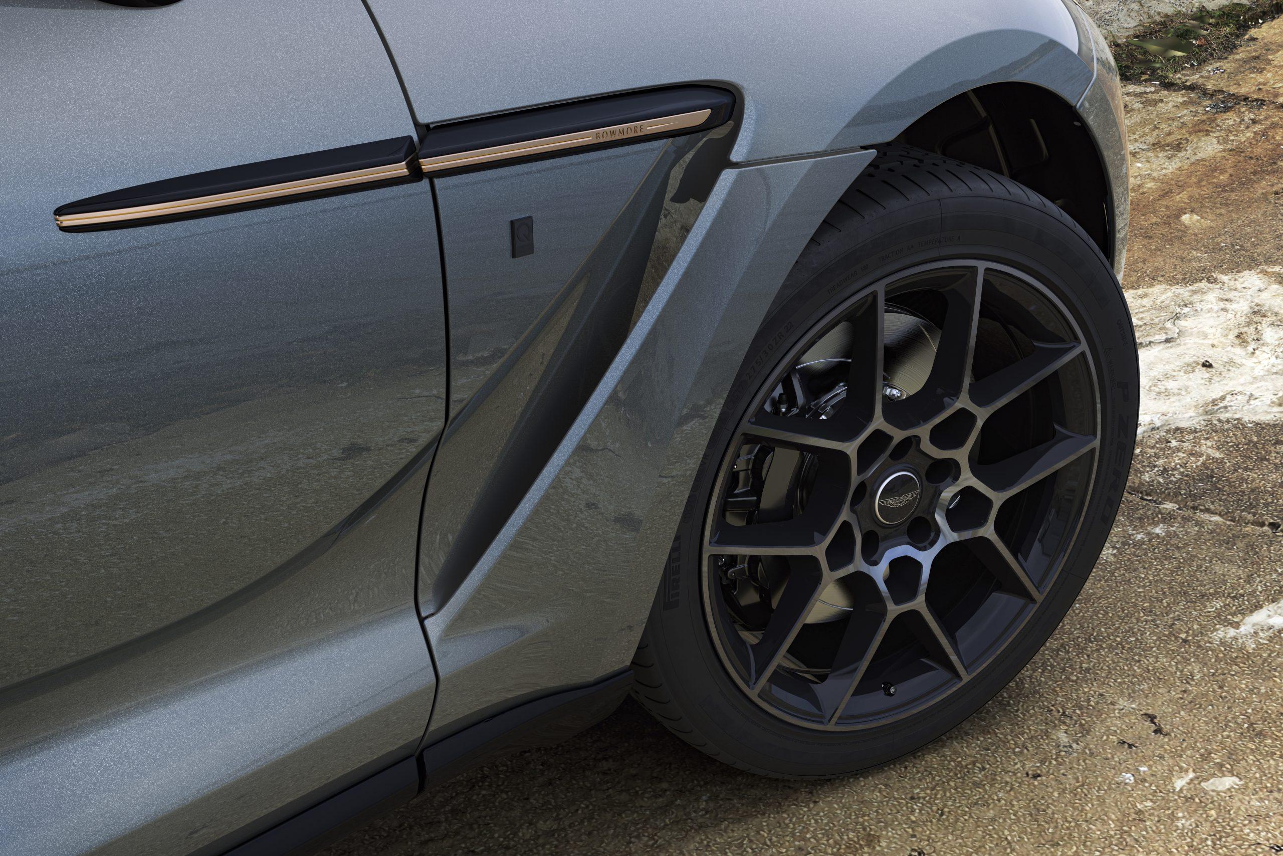 2021 Aston Martin DBX Bowmore Edition Alloy Wheels
